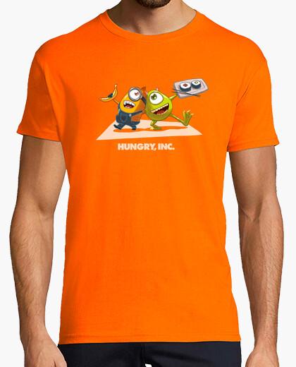 Camiseta Hungry Inc Chico