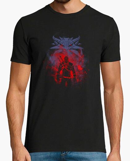 Hunter art t-shirt