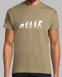 hunter evolution step