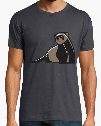 Camiseta Hurón Sable