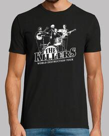 Husein, Bin Laden, Hitler y Bush - The Killers - World Destruction Tour