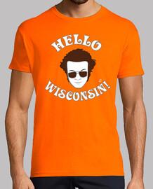 Hyde: HELLO WISCONSIN! (camisetas chico y chica)