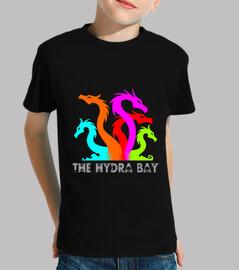 Hydra logo colores