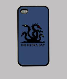 Hydra logo negro ojos colores