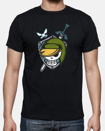 hylian pirate - man t-shirt