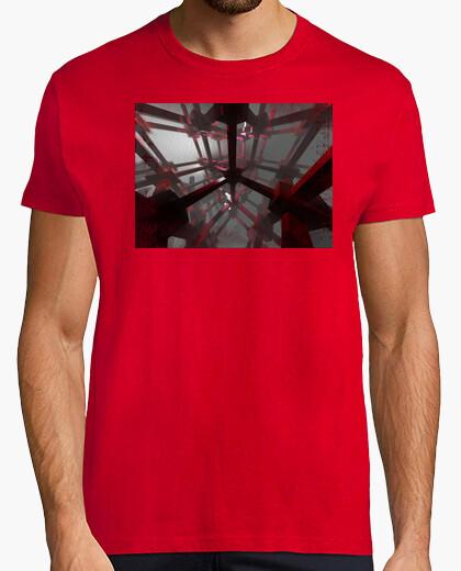 Hypercubes t-shirt