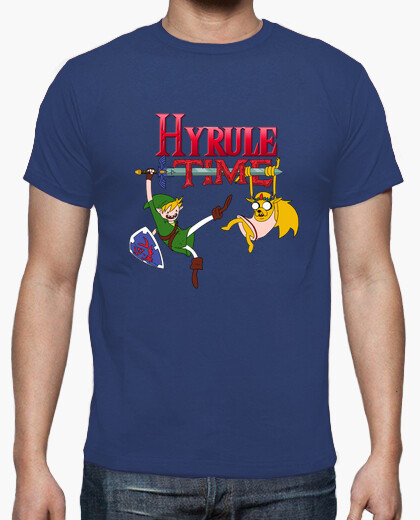 Camiseta Hyrule Time