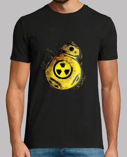 I'm a radioactive droid