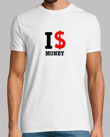 i $ l'argent