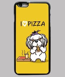 i aime la pizza