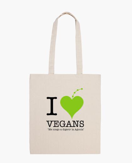 Sac i aime végétaliens