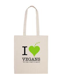 i aime végétaliens