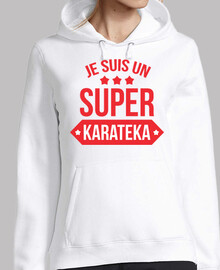 I am a great karateka