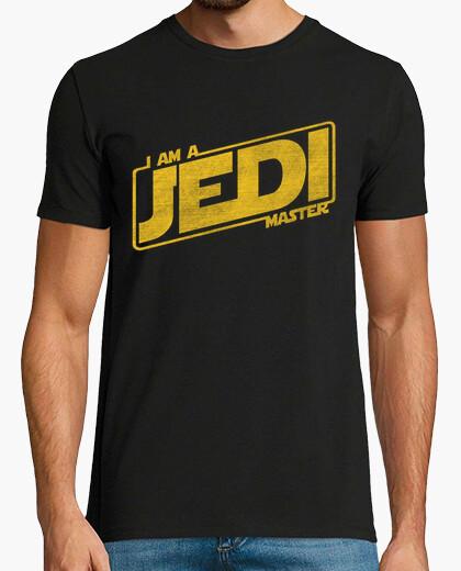Camiseta I am a jedi master