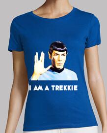 I am a Trekkie Star Trek
