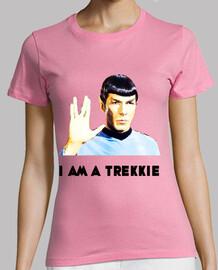 I am a Trekkie Star Trek II