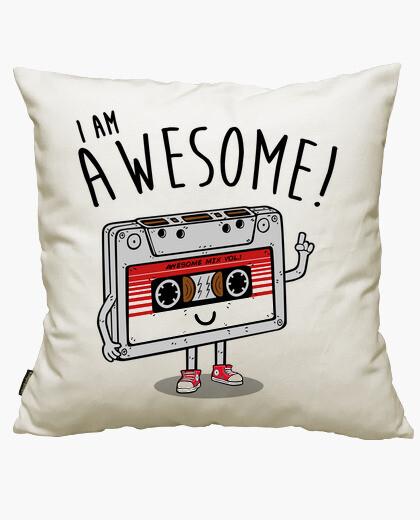 I am awesome! cushion cover