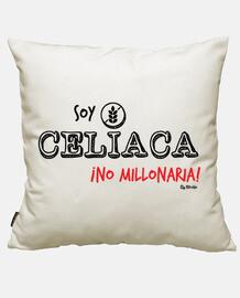 i am celiac, no millionaire