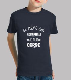I am Corsican