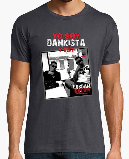 I am dankista t-shirt