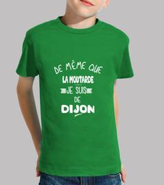 I am from Dijon