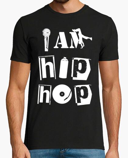Camiseta I Am Hip Hop