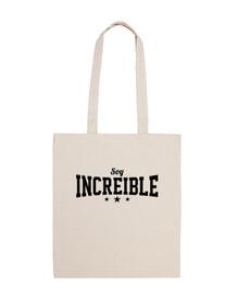 I am incredible