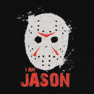 Camisetas I am Jason