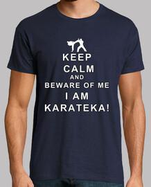 I am Karateka!