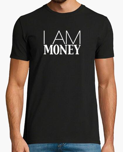 Camiseta I am MONEY