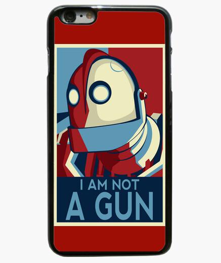 Funda iPhone 6 Plus / 6S Plus I am Not a Gun