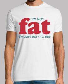 I am not fat