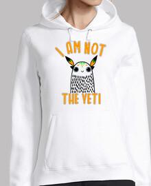 I am not the yeti