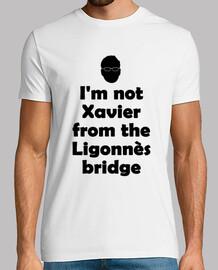 I am not Xavier - Black