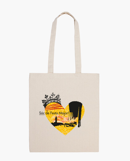 I am partying giants and castles bag