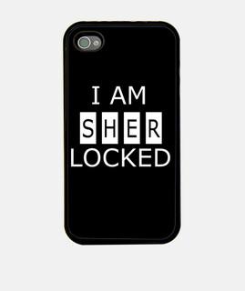I am sherlocked iPhone 4