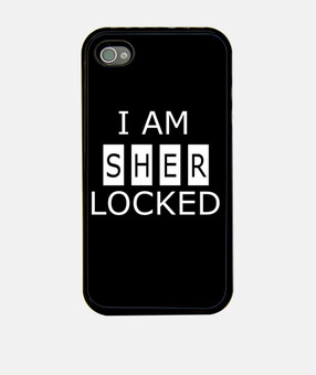I am sherlocked iPhone 4