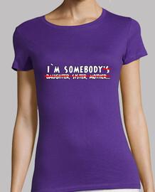 I am somebody blanco