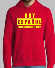 i am spanish