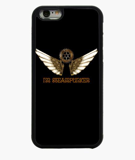 Funda iPhone 6 / 6S I am steampunker funda para móvil