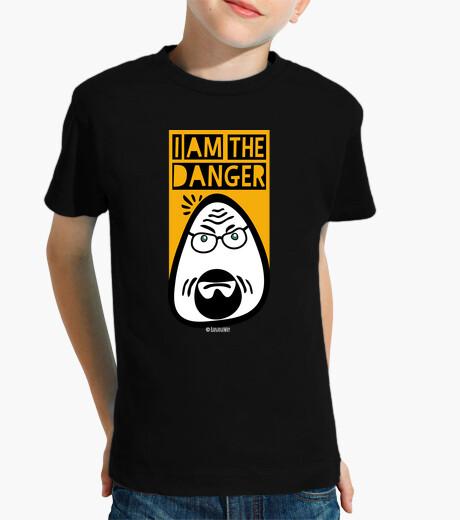 Ropa infantil I Am The Danger