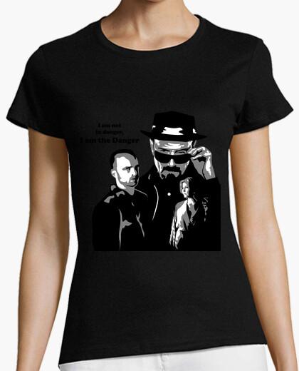 Camiseta I am the Danger - Breaking Bad