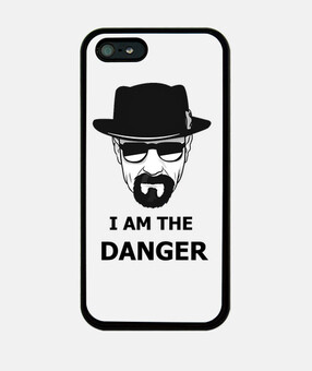 i am the danger coque iphone