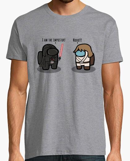 I am the impostor t-shirt