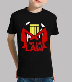 i am the law dredd