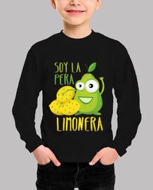 i am the lemon pear