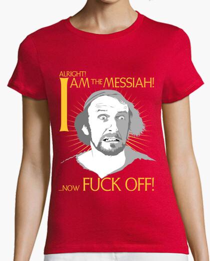 Camiseta I Am The Messiah! (La vida de Brian)