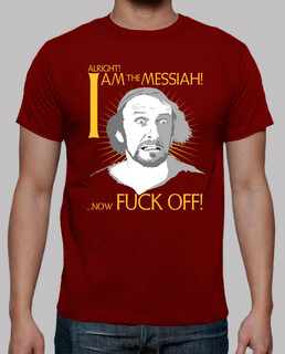 i am the messiah! (life of brian)