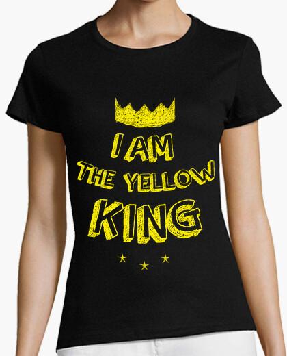Camiseta I AM THE YELLOW KING