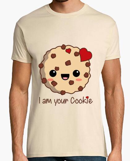 Camiseta I am your Cookie